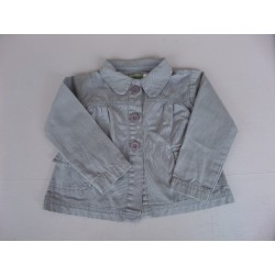 Trench parme fille 3 ans