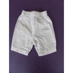 Short lin et coton Obaibi 6 mois