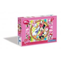 puzzle minnie clementoni 180 pièces