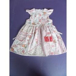 Robe printée Confetti 18 mois