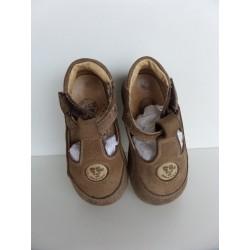 Sandales cuir Pat et Ripaton pointure 22