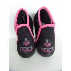 Chaussons fille Rock pointure 26