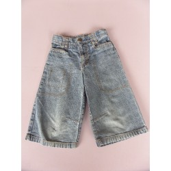 Pantacourt denim Okaidi 6 ans