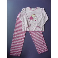 Pyjama éponge fille 10-12 ans