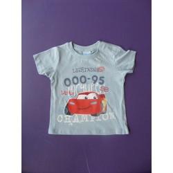 Tee-shirt Cars 1 an