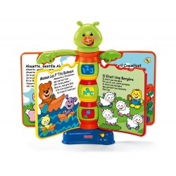 Livre Interactif Comptines de Fisher-Price