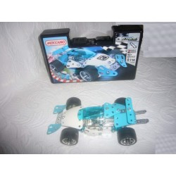 Meccano turbo voiture de course ref 3350B