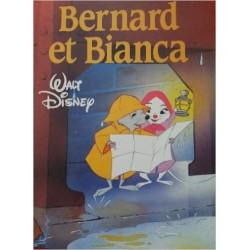 BERNARD ET BIANCA Cartonné