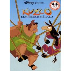 Neuf ! Kuzco, L'Empereur Megalo, Mickey club