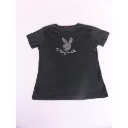 Tee-shirt strassé Playboy taille M
