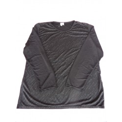 Tee-shirt fluide strassé taille 46-48
