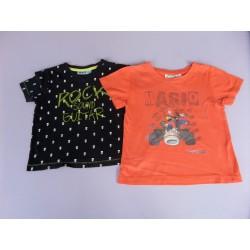 Lot t.shirt Nintendo/NKY 4 ans