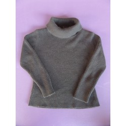 Pull chaussette chocolat 4 ans