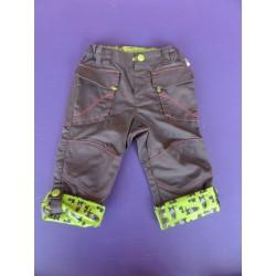Pantalon toile Quechua fille 2 ans