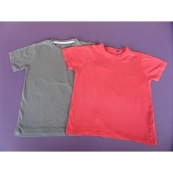 Lot tee-shirts 8 ans