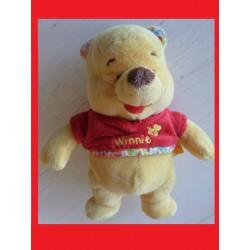 Doudou Winnie Disney Baby Nicotoys 20 cm