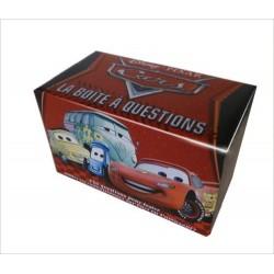 Neuf ! La Boîte à questions Cars 2
