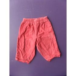 Pantalon velours Marese 6 mois
