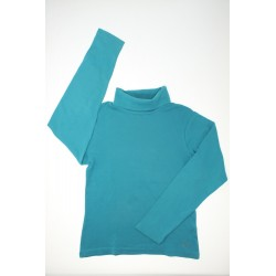 Neuf ! Sous-pull NKY turquoise 2 ans