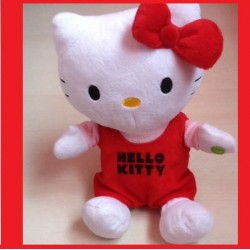 Hello kitty Peluche interactive