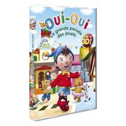 DVD Oui-Oui : La grande parade des jouets