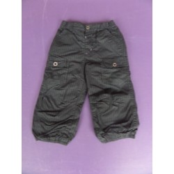 Pantalon doublé polaire Kitchoun 18 mois