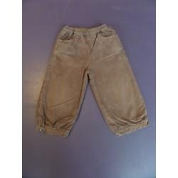 Pantalon velours Grain de Blé 2 ans