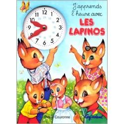 J'apprends l'heure avec les lapinos Album – 23 septembre 1999