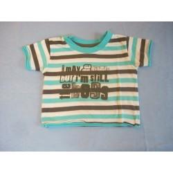 Tee-shirt rayé Early Day 6-12 mois