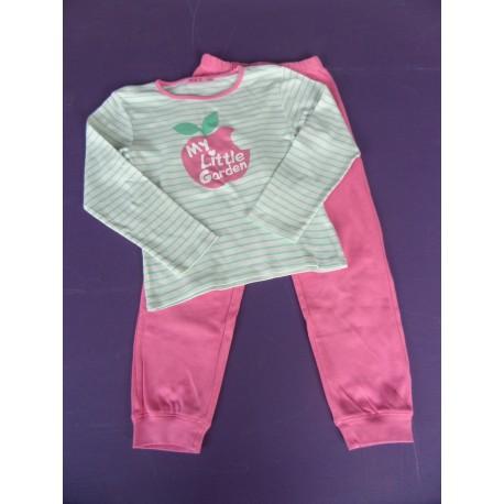 5ddc95382ab79 Pyjama printé fille 8 ans - Caillou Flacoti