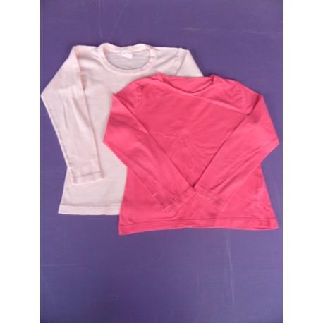 f931f6c11c575 Lot de tee-shirts fille 8 ans - Caillou Flacoti