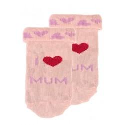 Neufs ! 1 paire de chaussettes 6-12 mois