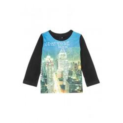 Neuf ! T-shirt imprimé NY beats 2 ans