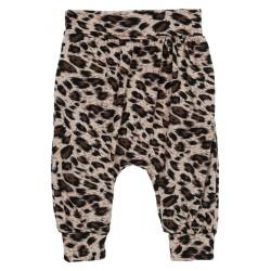 Neuf ! Pantalon sarouel printé léopard 4 ans