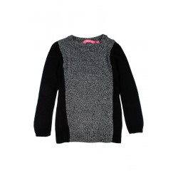 Neuf ! Robe pull bicolore 2 ans