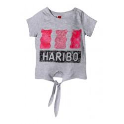 Neuf ! T-shirt imprimé fille 2 ans