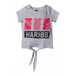Neuf ! T-shirt imprimé Haribo fille 4 ans
