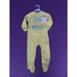 Neuf ! Pyjama imprimé jersey 1 an