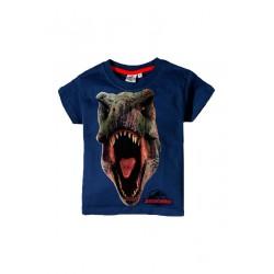Neuf ! T-shirt imprimé Jurassic World 2 ans