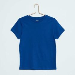 Neuf ! T-shirt uni marine b.a. Basic 18 mois