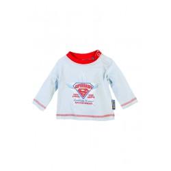 Neuf ! T-shirt manches longues imprimé Superman 3 mois