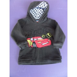 Sweat polaire Cars 3 ans