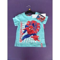Neuf ! T-shirt imprimé Spider Man 4 ans