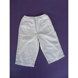 Pantalon lin et coton Obaibi 1 an