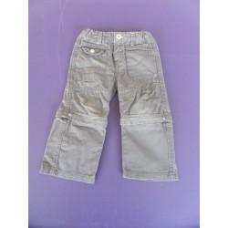 Pantalon transformable Obaibi 18 mois