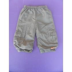 Pantalon sport vert mousse 1 an