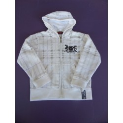 Sweat capuche printé Sports 6 ans