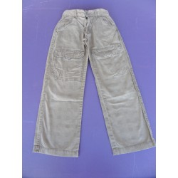 Pantalon droit printé carreaux Tape à l'Oeil 10 ans