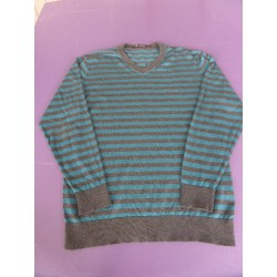 Pull maille laine Tedelon taille S