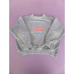 Sweat brodé 6 ans